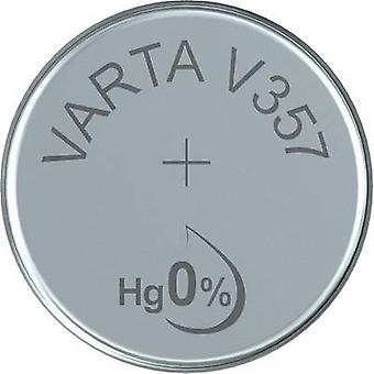 Button cell V13GS Silver oxide Varta Electronics SR44, hochstrom