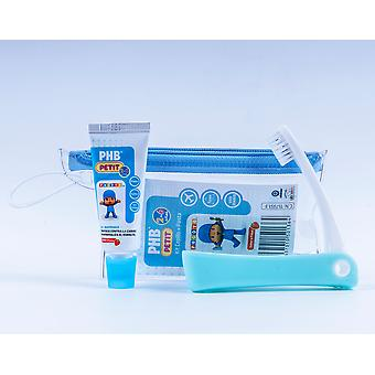 PHB Kit Cepillo y Pasta Dental 15 ml 2 a 6 años