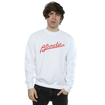 Blondie Men's Lines Logo Sweatshirt