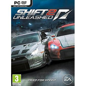 SHIFT 2 Unleashed PC juego