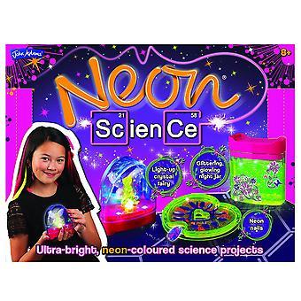 John Adams Neon vetenskap