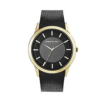Kenneth Cole New York men's watch wristwatch stainless steel KC50566001