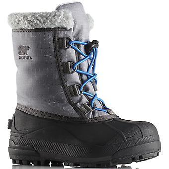 Unisex Kinder Sorel Youth Cumberland Winter Schnee warme Fell gefütterte Stiefelette