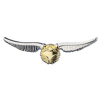 Harry Potter Badge Golden Snitch