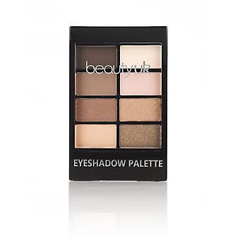 Beauty UK Eyeshadow Palette No. 2-Pin Up