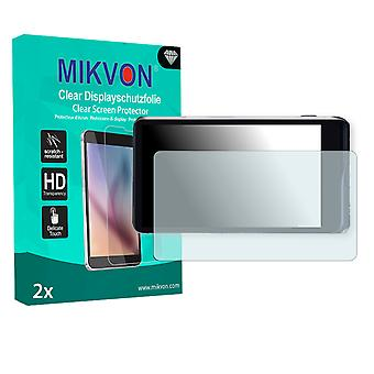 Samsung Galaxy Camera 2 GC-200 Screen Protector - Mikvon Clear (Retail Package with accessories)