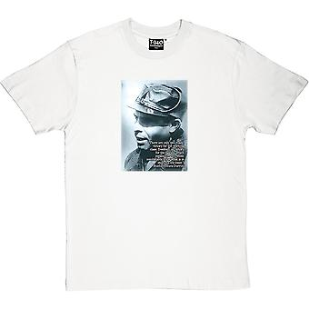 Буэнавентура Дуррути Мужская футболка
