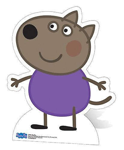 Danny Dog Lifesize Cardboard Cutout / Standee - Peppa Pig