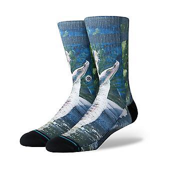 Postura Alberta tripulación calcetines