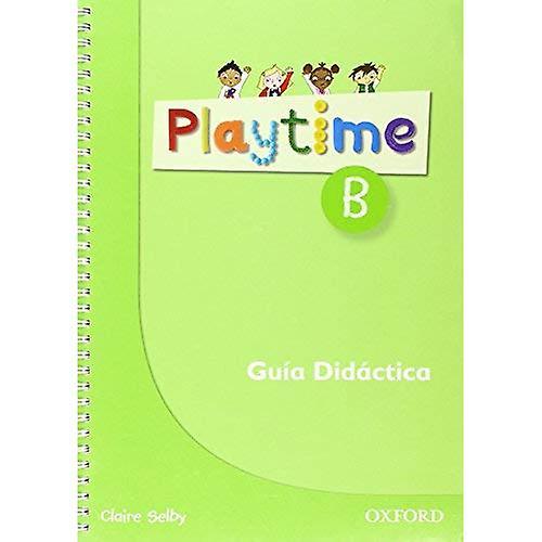 Playtime  B  Spanish Teacher&s Book