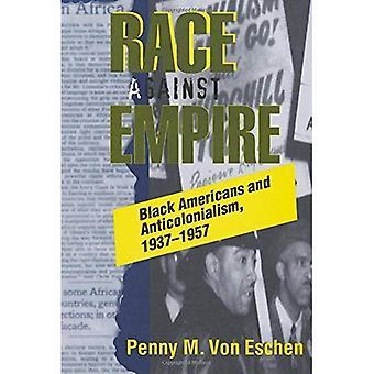Corrida contra o Império: Black americanos e Anticolonialism, 1937-57
