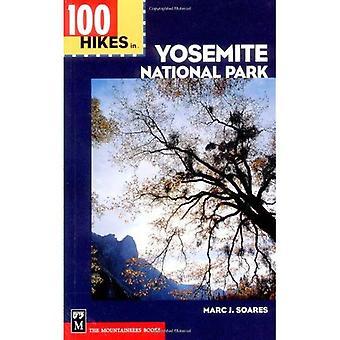 100 vandringar i nationalparken Yosemite (100 vandringar i...)