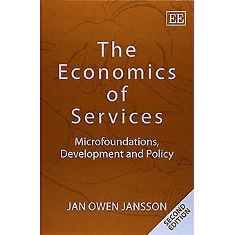 L'economia dei servizi: microfondazioni, sviluppo e politica