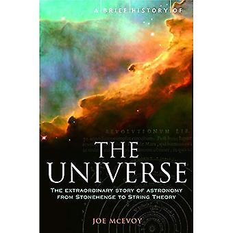 Brief History of the Universe