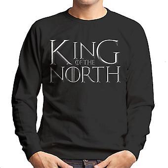 Gioco di troni, re della Nord Felpa uomo
