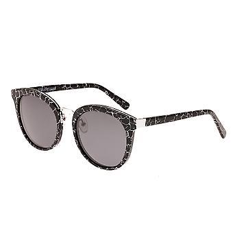 Bertha Lucy polarisierte Sonnenbrille - Schwarz Marmor