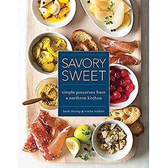 Pikante Sweet: Einfache Konserven aus einer nördlichen Küche