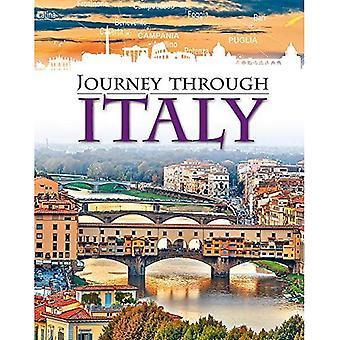 Voyage à travers: Italie (traversée)
