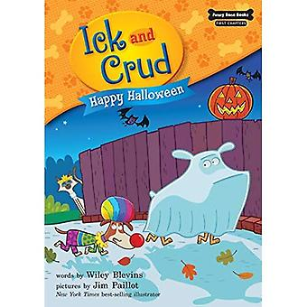 Happy Halloween (Book 6) (Funny Bone Books (TM) First Chapters -- Ick and Crud)