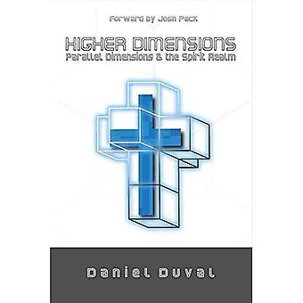 Dimensões superiores, dimensões paralelas e o Reino do espírito