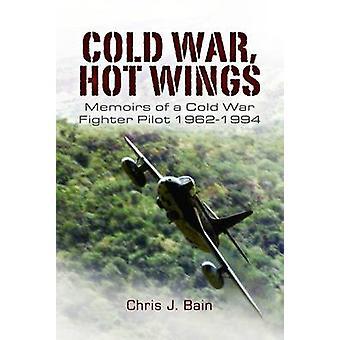 Guerra fría alitas de Chris J. Bain