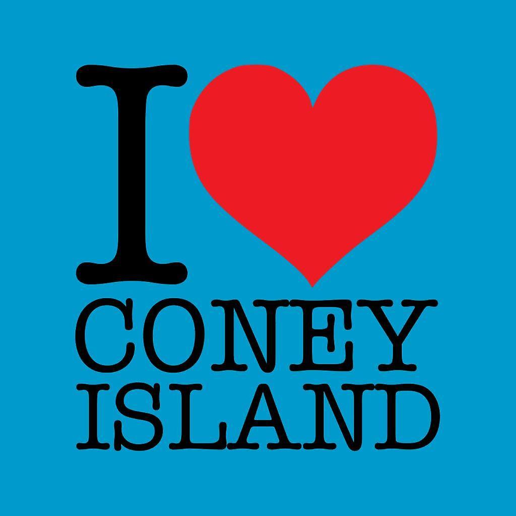 Ik hou van Coney Island Kid's Hooded Sweatshirt