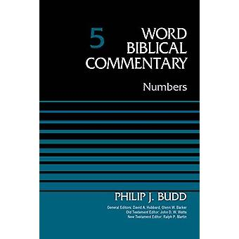 Numbers - Volume 5 by Dr. Phillip J. Budd - 9780310522348 Book
