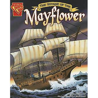 The Voyage of the Mayflower by Allison Lassieur - Peter McDonnell - W
