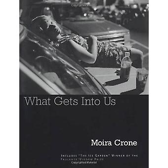 What Gets Into Us by Moira Crone - 9781578067725 Book