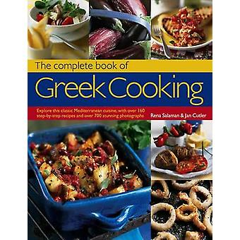 The Complete Book of Greek Cooking - Explore This Classic Mediterranea