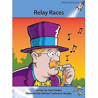 Relay Races by Pam Holden - Michael Cashmore-Hingley - 9781927197462