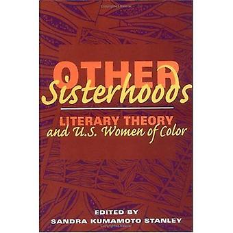 Andra systrar: litterär teori och amerikanska kvinnor i färg