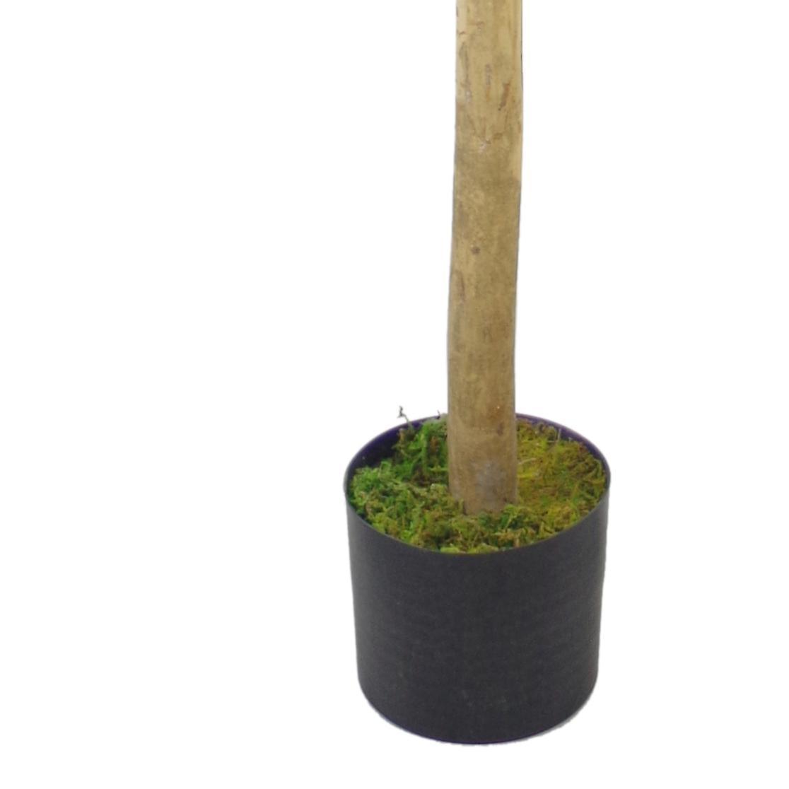 Pair of 150cm (5ft) Premium Artificial Bay Trees with pots