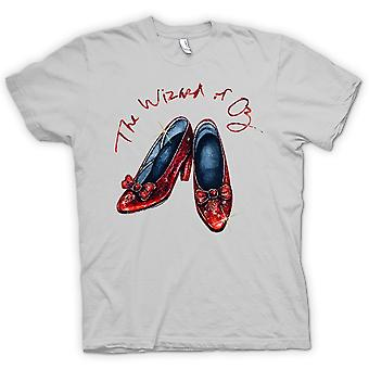 Mens T-shirt - Dorothy Red Shoes - Wizard Of Oz