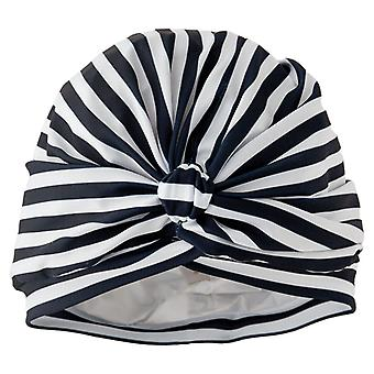Stripey Luxury Shower Turban