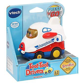Vtech Toot Drivers Press 'n' Go Aeroplane