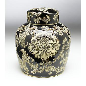 AA importieren 59749 9 Zoll schwarz & Sahne Ingwer Jar