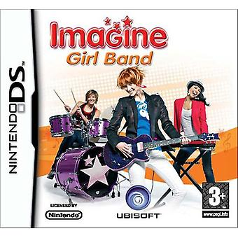 Imagine Girl Band (Nintendo DS) - Factory Sealed