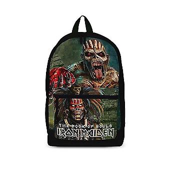 Rocksax - book of souls - iron maiden backpack