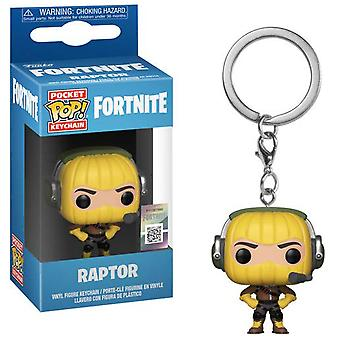 Fortnite Raptor lomme pop! Nøglering