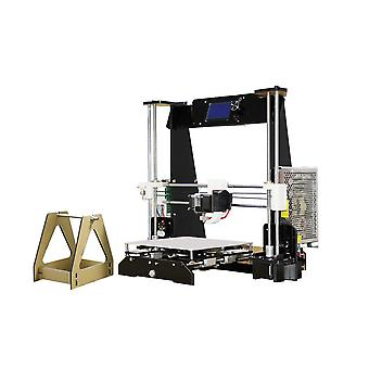 Ezt ex8 3d printer diy kit 220*220*240mm printing size support off/online printing