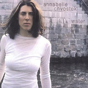 Annabelle Chvostek - vatten [CD] USA import