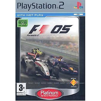 Formule 1 05 (PS2) - Usine scellée
