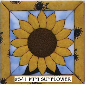 Sunflower Quilt Magic Kit 6