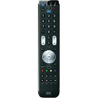 One For All URC 7140 Essence 4 Infrared (1076749) Remote control Black