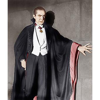 Dracula Bela Lugosi 1931 Photo Print