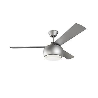 "LEDS-C4 Design Ceiling Fan Mauritius 132 cm / 52"" with lighting"