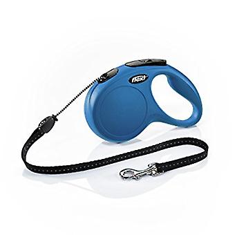 Flexi New Comfort Cord Blue Small 12kg - 8m