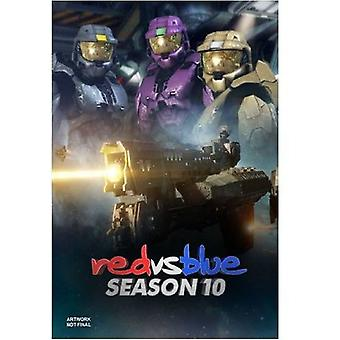 Red vs. Blue: Season 10 [DVD] USA import