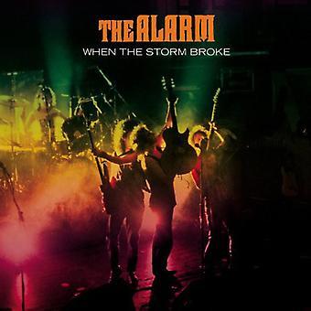 Alarm - bij het importeren van de VS Storm brak [CD]